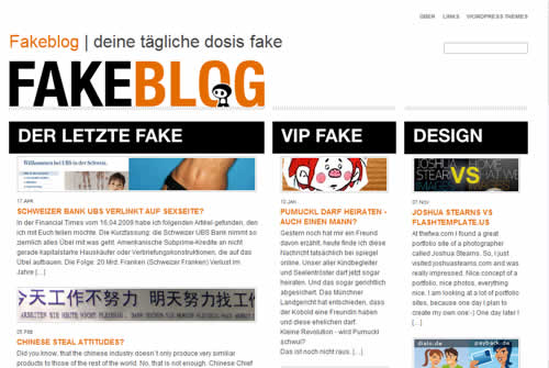fakeblog wordpress theme by fakeblog.de